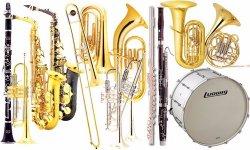 Духовой оркестр 1